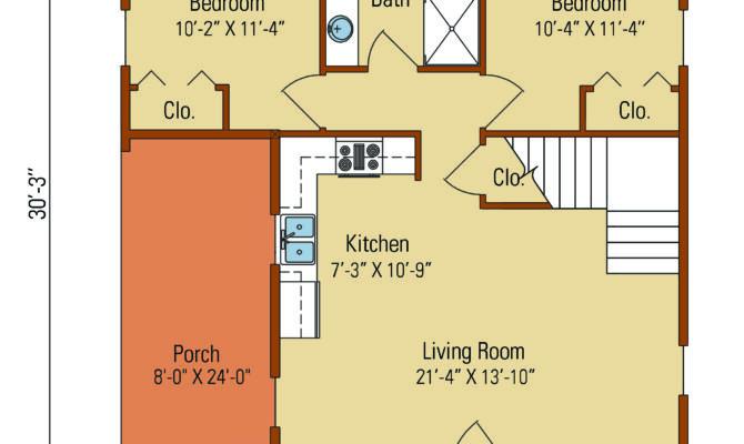 Log Cabin Floor Plans House Home Bedroomframe Plan