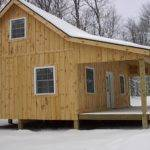 Log Cabin Floor Plans Loft Inexpensive Small