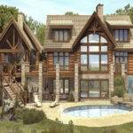 Log Cabin Floor Plans Project Build Small