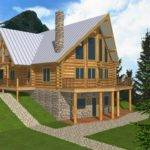 Log Cabin Home Design Coast Mountain Homes