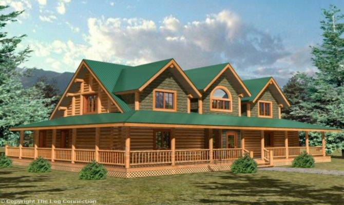 Log Cabin Home Plans Prices House