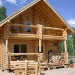 Log Cabin Homes Designs Small Home Loft Interior