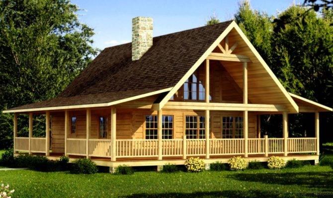 Log Cabin Homes Designs