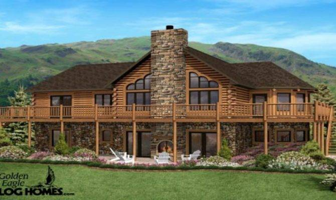 Log Cabin Homes Floor Plans North Carolina