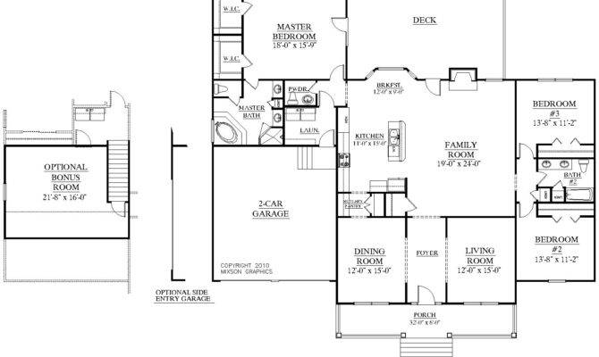 Log Cabin Homes Floor Plans Ranch House