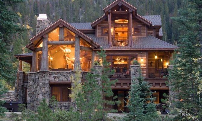 Log Cabin House Design Best Home Decoration World Class