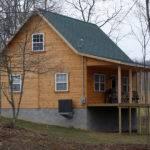 Log Cabin Kits Frame