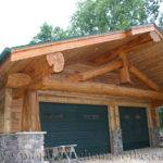 Log Garages Barns Gazebos Outbuildings