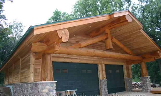 Log Garages Barns Gazebos Outbuildings