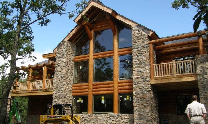Log Home Floor Plan Bloglog Construction
