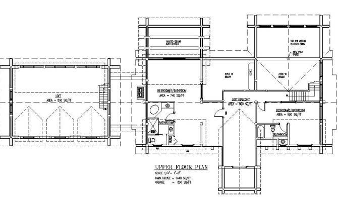Log Home Floor Plan Greater Than Square Feet