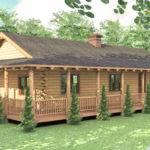 Log Home Floor Plans Custom Homes Gooch Real