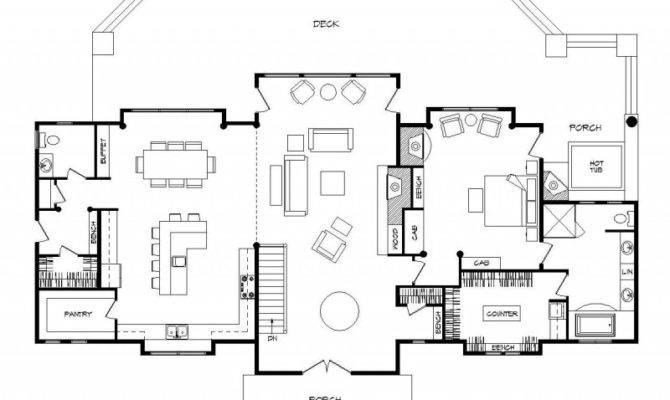 Log Home Floor Plans Designs Amazing Decors