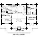 Log Home Floor Plans Designs Design