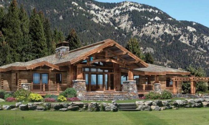 Log Home Guide Build Design Rustic