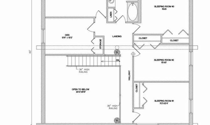 Log Home Plan Ask Design