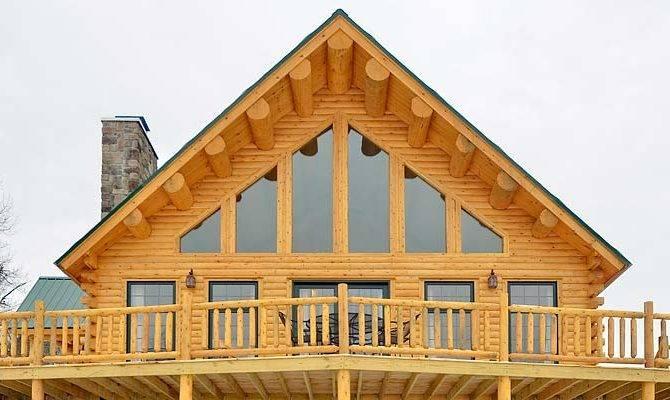Log Home Plans Maine House Design