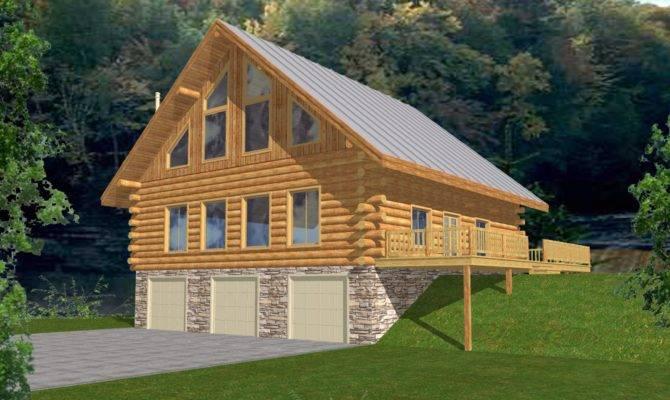 Log Home Style Cabin Design Coast Mountain Homes