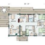 Log Homes Cabins Floor Plans Home Cabin