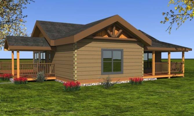 Log Homes Custom Timber