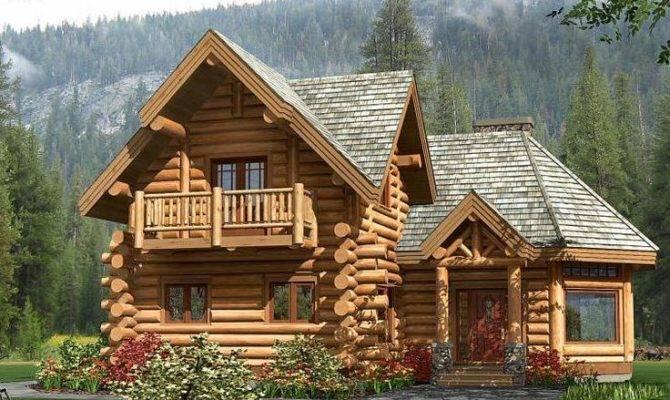 Log Homes Houses Dream Logs House Cabins