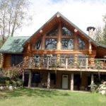 Log Homes Info Home Details Floor Plans