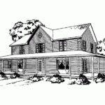 Log Houses House Plan Square Feet Bedrooms Dream