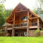 Log Stone Timber Frame Homes