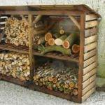 Log Wood Store Great Example Youtube