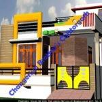Lokesh Sethiya House Plan Exterior Design Naksha