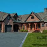 Long Lake Cottage House Plan Country Farmhouse Southern