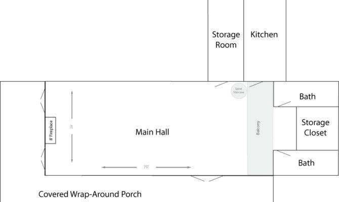 Longhouse Floor Plans