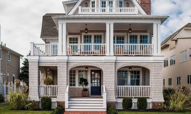 Longport Beach Cottage Coastal Interiors Home Bunch