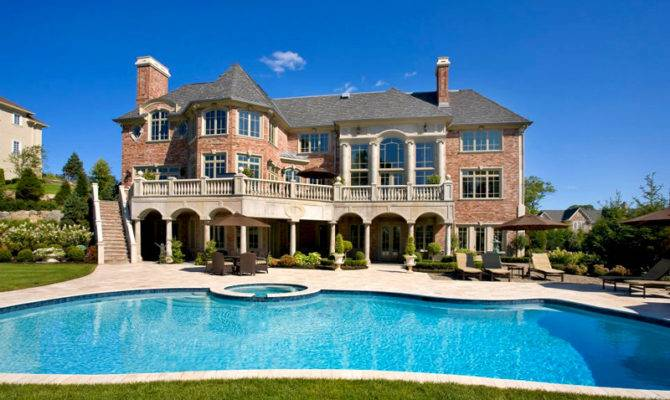 Look Inside Couple Cresskill Mansion Homes