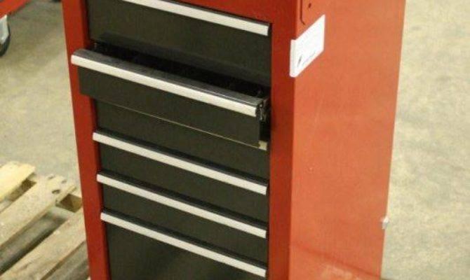 Lot Craftsman Side Tool Box Drawers Bearings