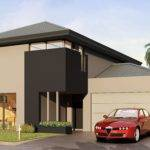Lot Homes Two Storey Narrow Small Perth
