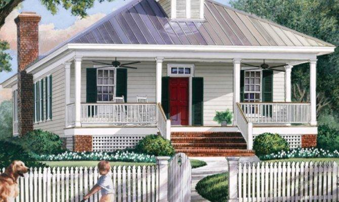 Lot Roomy Feel Hwbdo Low Country Builderhouseplans