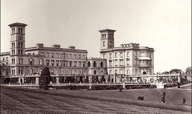 Lothians Royal Residences Queen Victoria Osborne House
