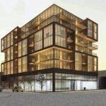 Loukas Development Plans Story Building Sheridan Dakin