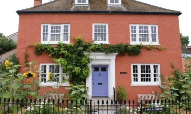 Love Symmetrical House Houses Pinterest