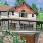 Lovely House Plans Daylight Walkout Basement New