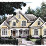 Lovely New American Home Plans House Plan