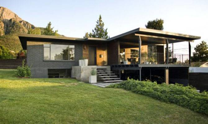 Lovely Rustic Home Plans Contemporary Modern House