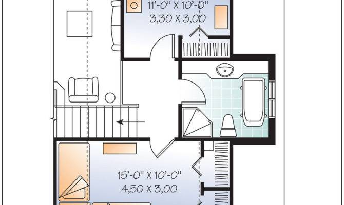 Lovely Square Foot House Plans Two Story Plan