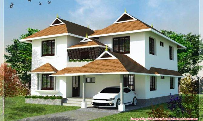 Low Cost House Kerala Plan Photos Khp
