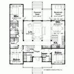 Low Country House Plan Beachy Five Bedroom Square Feet