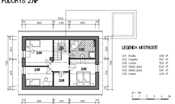 Low Energy House Lkovice Fenix