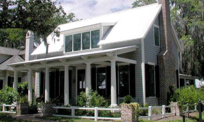 Lowcountry Cottage Living Southern