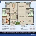 Ltd Solitude Goa Enclave Bungalow Plots Sale Floor Plans