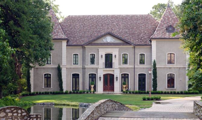 Luxurious French Country Home Cabell Design Studio